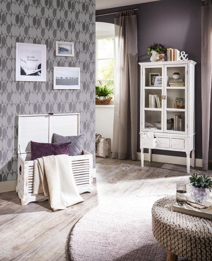 95 besten Extraordinary Style Bilder auf Pinterest Grau - wohnzimmer vitrine weis