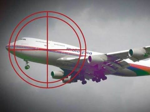 Malaysia Airlines Crash 2014 : The Beginning Of The Shooting Malaysia Ai...