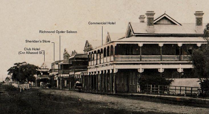 Commercial Hotel, Coraki
