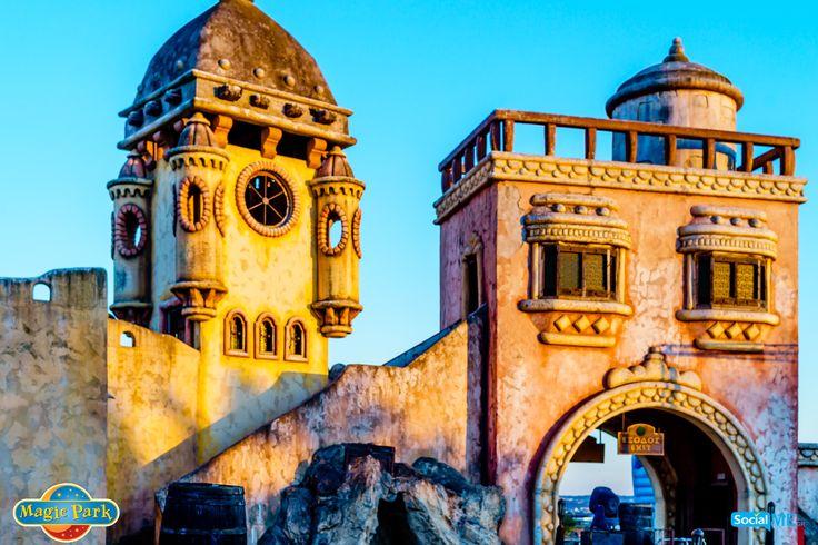 Μια φορά και έναν καιρό…περάστε την είσοδο του Magic Park και ζήστε τη δική σας παραμυθένια εμπειρία!
