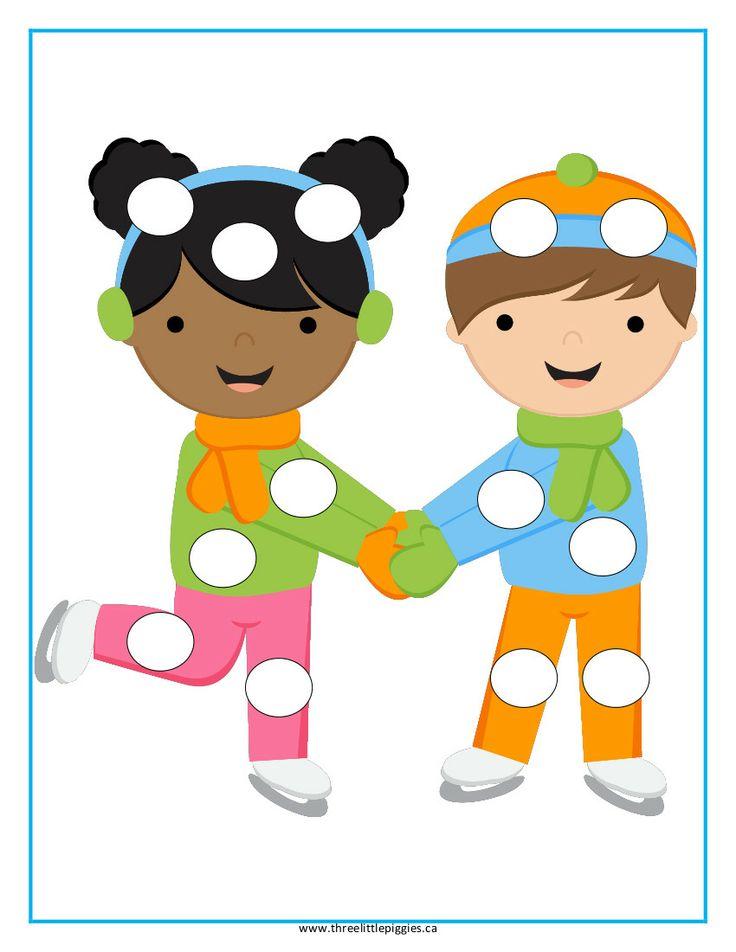 coloriages enfants pour gommettes