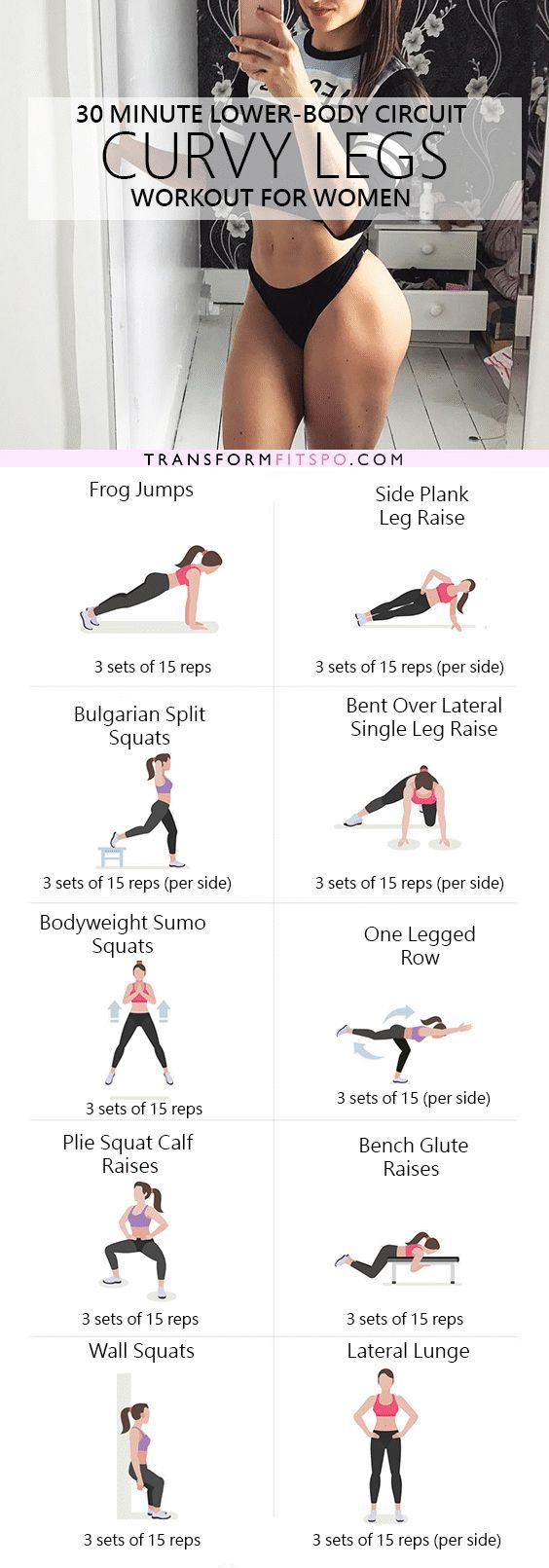 Repin and share if this workout quickly gave you the toned, sexy legs and booty you wanted! Read the post for the full workout.
