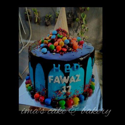 Birthday cake fawaz