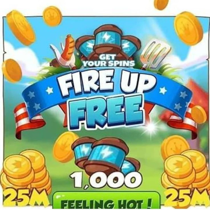 get free spins and coins