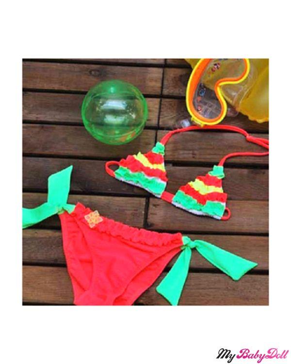 Παιδικό Μαγιώ Bikini – Hippies By Crool  Δείτε εδώ > http://mybabydoll.gr/shop/girl/paidiko-magio-bikini-hippies-by-crool-e14-615/  Παιδικό μαγιώ bikini της ελληνικής εταιρείας Crool. Ένα μαγιώ που θα λατρέψουν οι μικρές μας φίλες αλλά και οι γονείς με την άριστη ποιότητα του. Στεγνώνει εύκολα μετά την έξοδο από την θάλασσα.