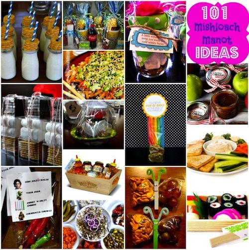 101 Mishloach Manot Ideas for Purim