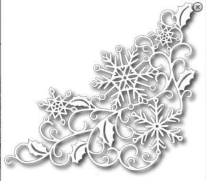 TUTTI-118 Snowflake Corner