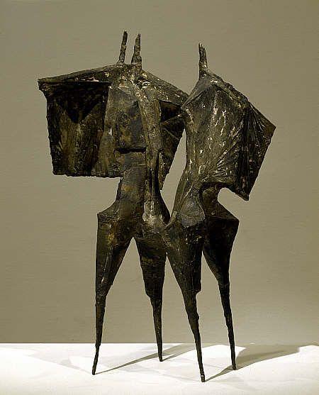 Lynn Chadwick - Winged Figures