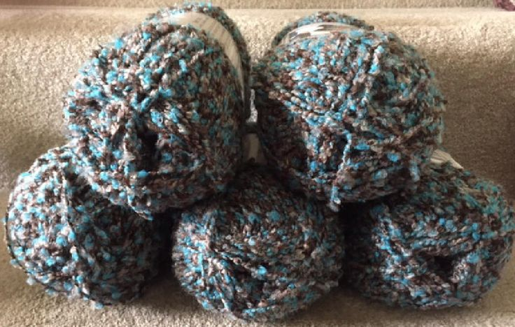 lot of 5 skeins BERNAT SOFT BOUCLE yarn teal twist green 5 ounces bulky chunky category 5 discontinued rare to find new by JDCrochetCreations on Etsy