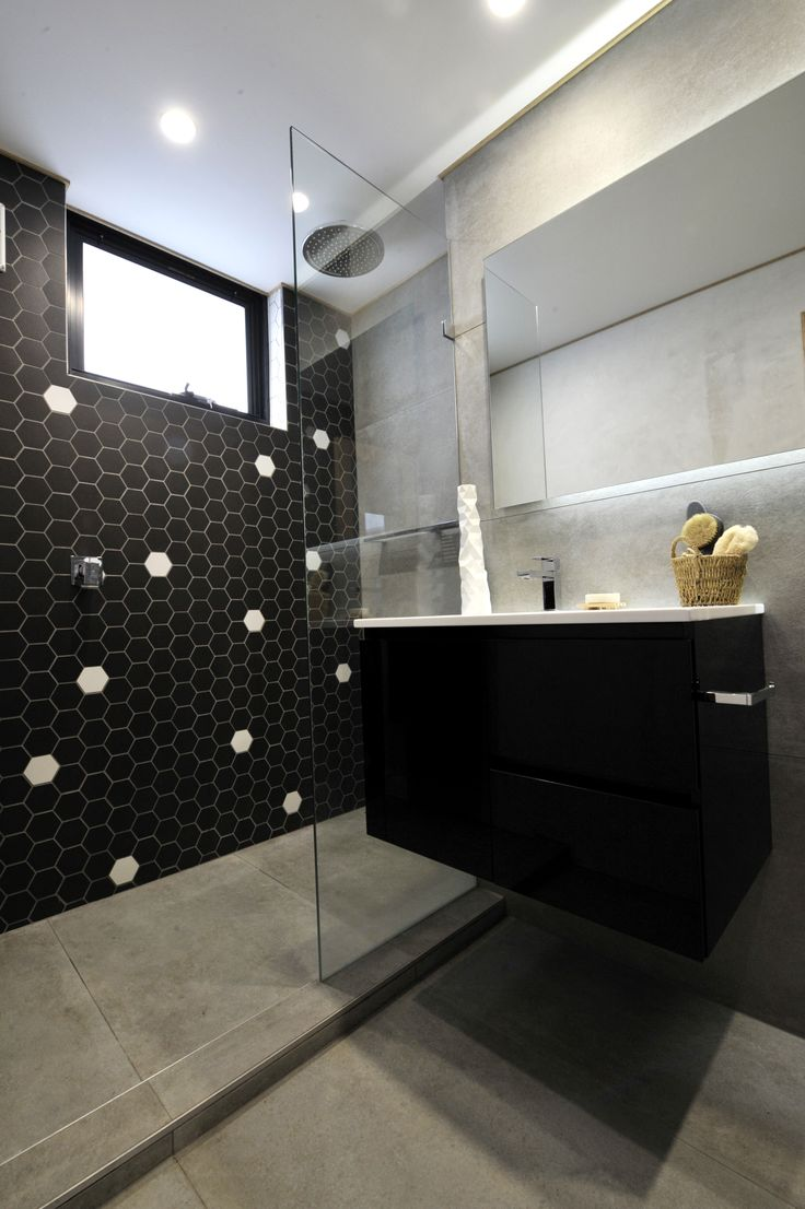 See the National Tiles Hexatile range to create a similar look.