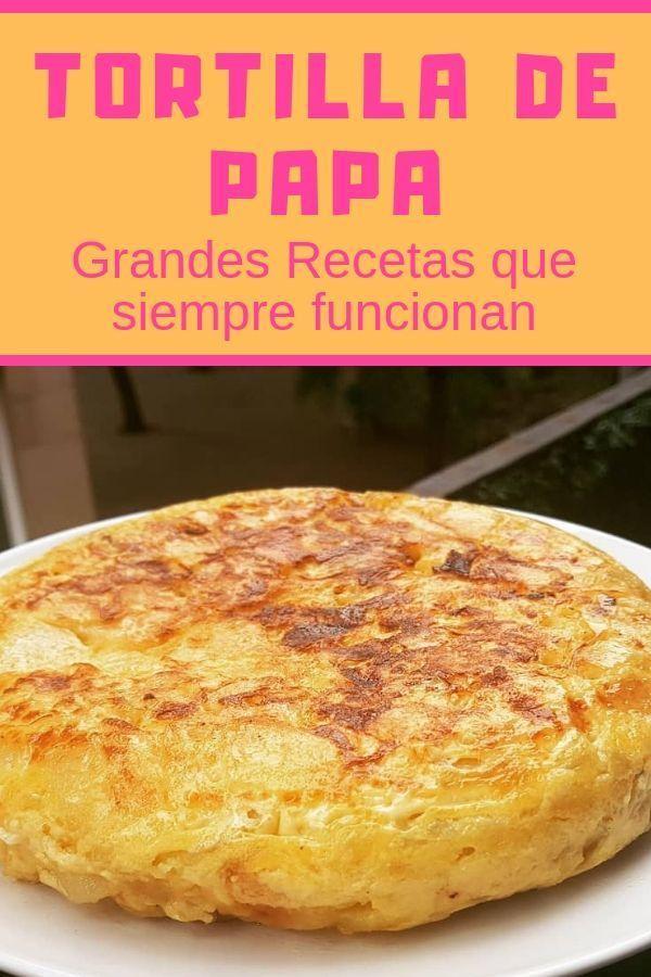Las Mejores Tortillas De Papa Están En Quierocakes Quiero Quierocakesblog Recetas De Comida Fáciles Receta Tortas De Papa Recetas De Comida
