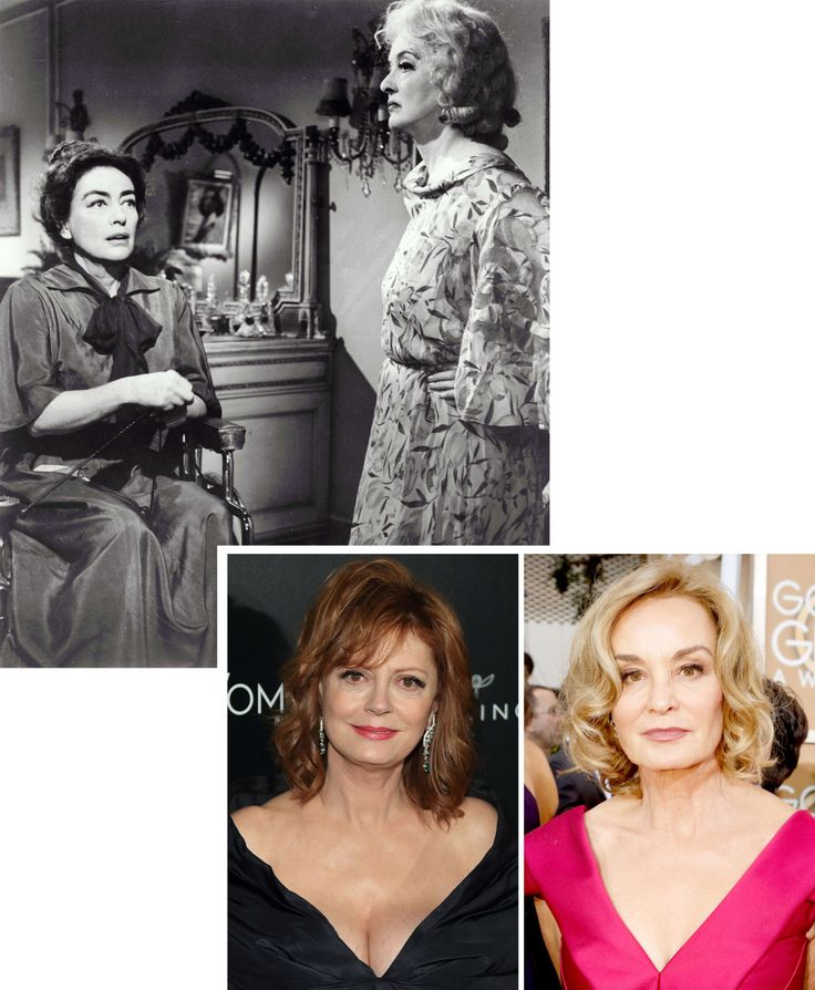Ryan Murphy's first project of 2017 returns another Hollywood myth to the consciousness of the masses. The first season of FX's Feud, premiering later this year, will document the on- and off-screen rivalry that festered between Bette Davis and Joan Crawford during the filming of Whatever Happened to Baby Jane?