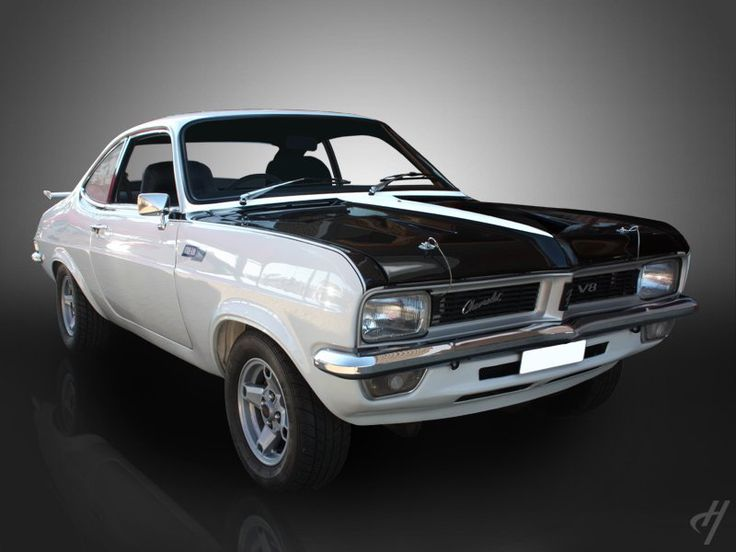 Chevy Can Am Firenza