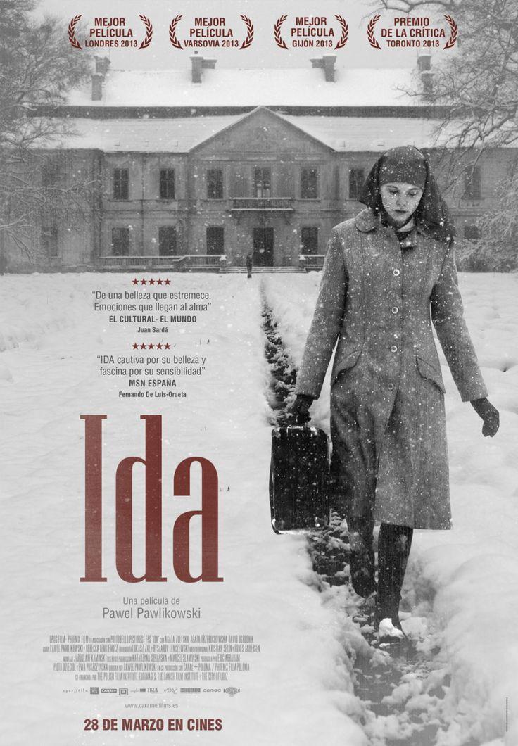 La sesión de sofá-peli-manta comienza con una de las películas a las que más ganas tenía:Ida, la película polaca que ha ganado el premio a la mejor película extranjera en los Satellite Awards, el ...