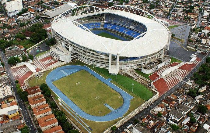 BotafogoDePrimeira: Bota protocola pedido para chamar Engenhão de Está...