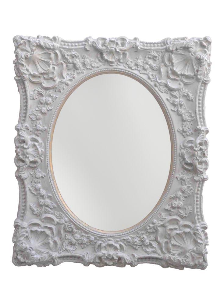 A Loja do Gato Preto | Espelho Barroco Verde #alojadogatopreto