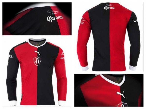 Camisa do Centenário do Atlas FC