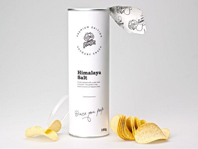 The Minimal Branding & Package Design of Niklas Hessman