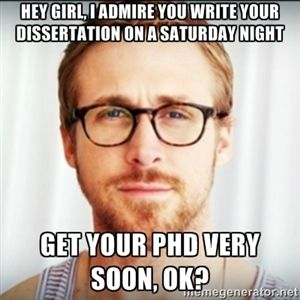 What is required to obtain your PhD?