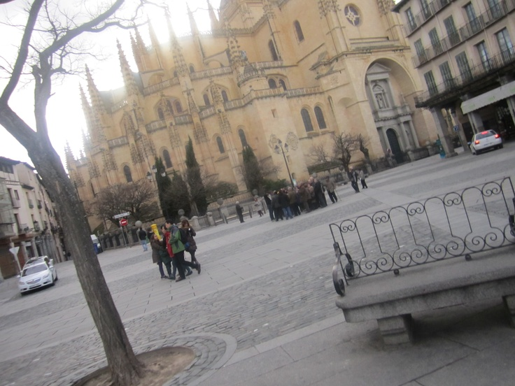 oh beautiful Segovia