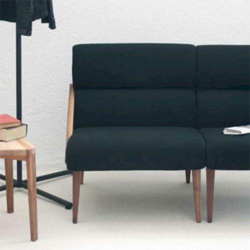 Divano Attesa - design Giò Ponti- L'abbate