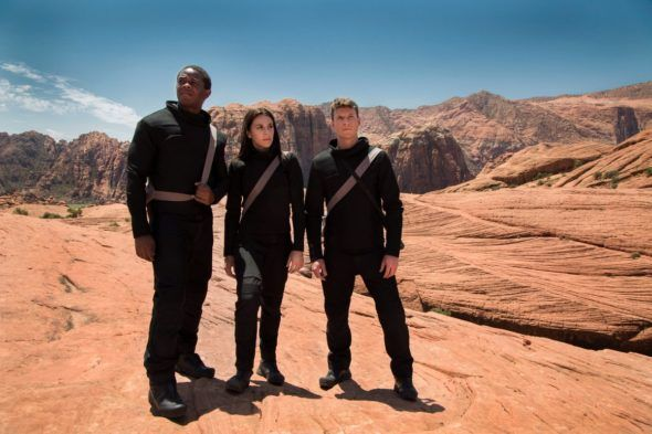 The Extinct TV show on BYU TV is cancelled after one season. Did you watch this Orson Scott Card sci-fi drama? Should BYUtv have cancelled or renewed Extinct for season two?