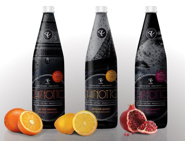President's Choice Italian Soda Packaging by Tia Hughes, via Behance