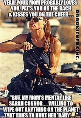 The INTJ mother ~ I seriously thought this was just me.