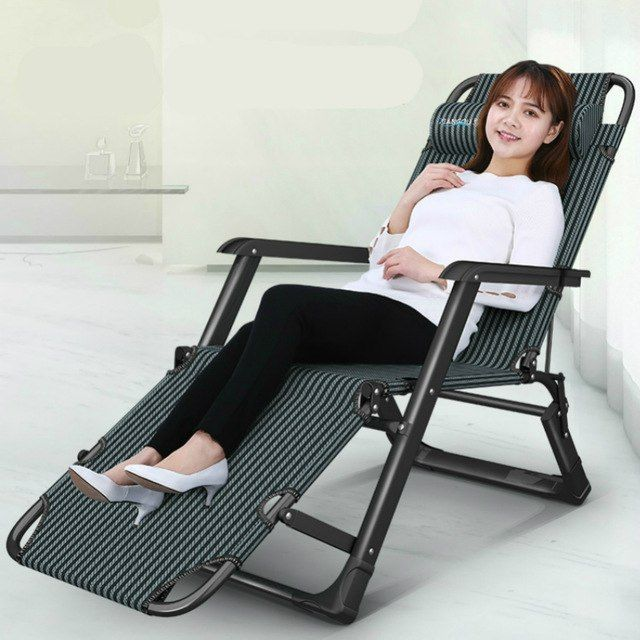 Multifunction Modern And Simple Siesta Fold Chair Lazy Recliners With Backrest Beach Holiday Household Portable Sun L Sun Lounger Outdoor Chaise Lounge Lounger