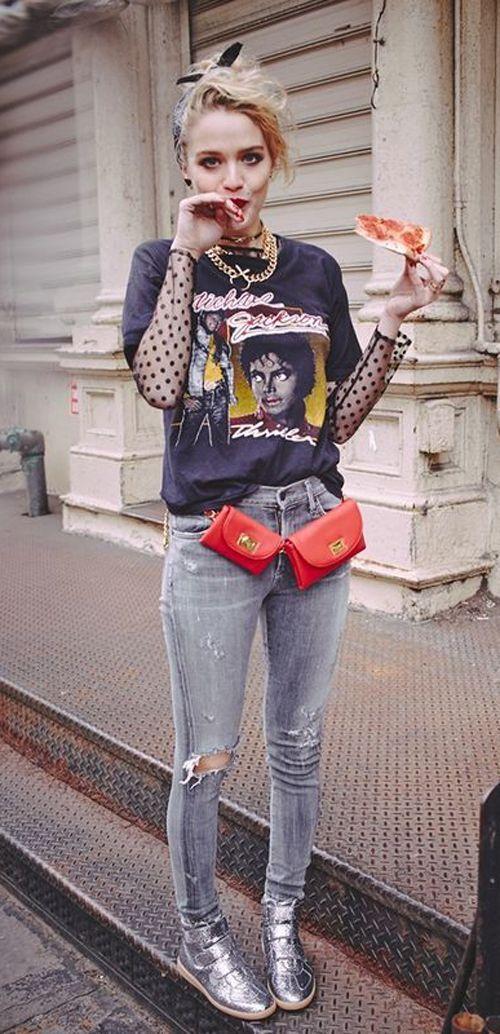Bildergebnis für 80er outfits patches