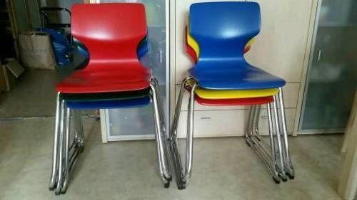 (5) Stühle von Flötotto stapelbar in Baden-Württemberg - Karlsruhe | Sessel Möbel - gebraucht oder neu kaufen. Kostenlos verkaufen | eBay Kleinanzeigen