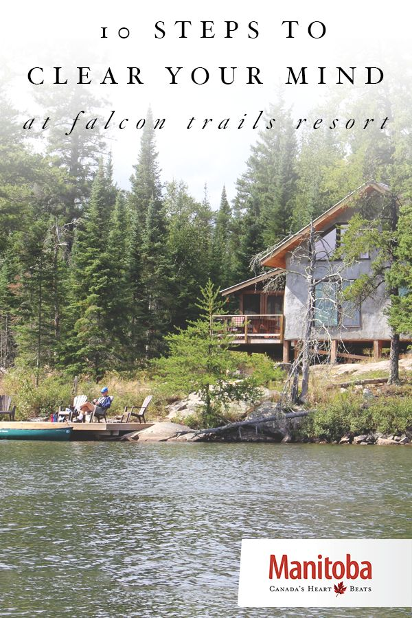 """""""As the summer slipped into fall and I got the chance to head out to Falcon Trails Resort, I decided this was the perfect place to unwind after a whirlwind summer and find a little me time."""" www.manitobahot.com #exploremb"""