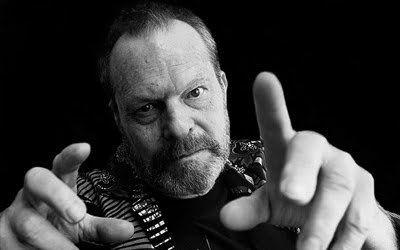 Terry Gilliam talks Zero Theorem with the Empire pod crew #PodPeople