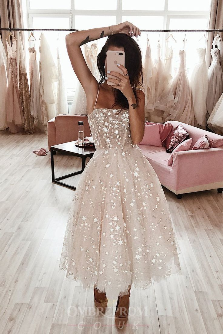Buy Sparkly Sequins Homecoming Dress Starry Night Short Wedding