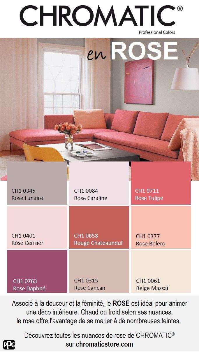 Assez Les 25 meilleures idées de la catégorie Harmonie des couleurs sur  IB56