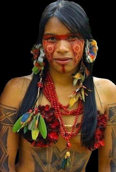 Kayapo beauty Brasil.