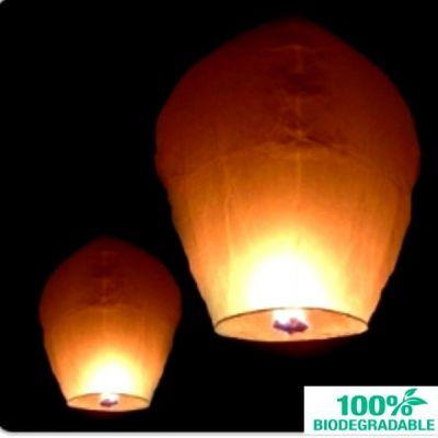 lanterne volante pas cher lanterne du bonheur mariage 37x53x95 - Lanterne Volante Mariage