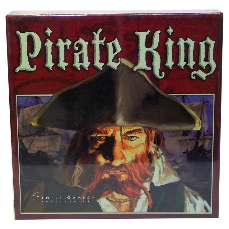 Temple Games Pirate King Game