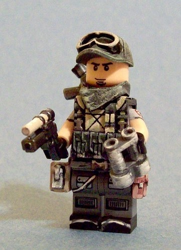 Lego Special Forces unit!