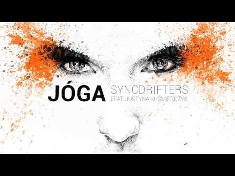A cover of Björk featuring great Justyna Kuśmierczyk. Graphics - Paweł Zakrzewski