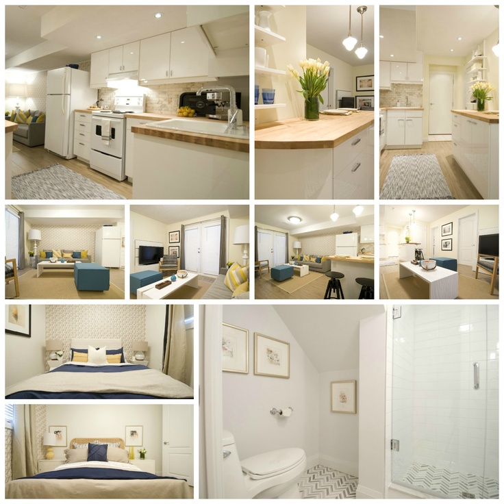 Basement Apartment Kitchen Designs: 50 Best Income Property Images On Pinterest