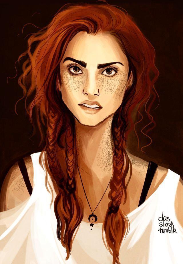Percarts Jackson And Harry Potter Fanarts Harry Potter Fan Art Art Harry Potter Ginny Weasley