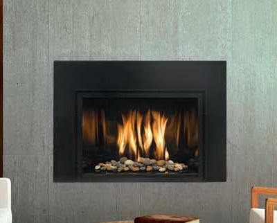 84 best images about fireplace on pinterest hearth wood for Contemporary fireplace insert