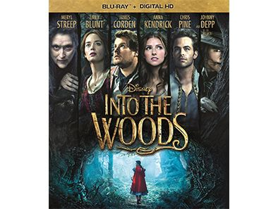 This lively modern twist on your favorite fairy tales weaves together many of the stories you love with an all-star cast including Meryl Streep, Emily Blunt, and Johnny Depp!