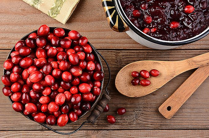Червени боровинки лекуват цистит