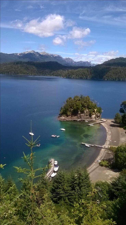 Puerto Arauco, Lago Nahuel Huapi, Villa La Angostura, Argentina