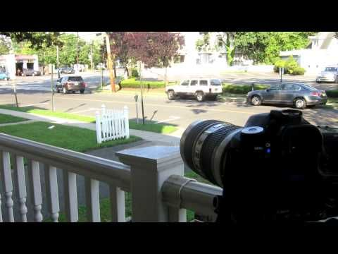 Magic Lantern 2.3 on EOS 50D, Trap Focus full demo - YouTube