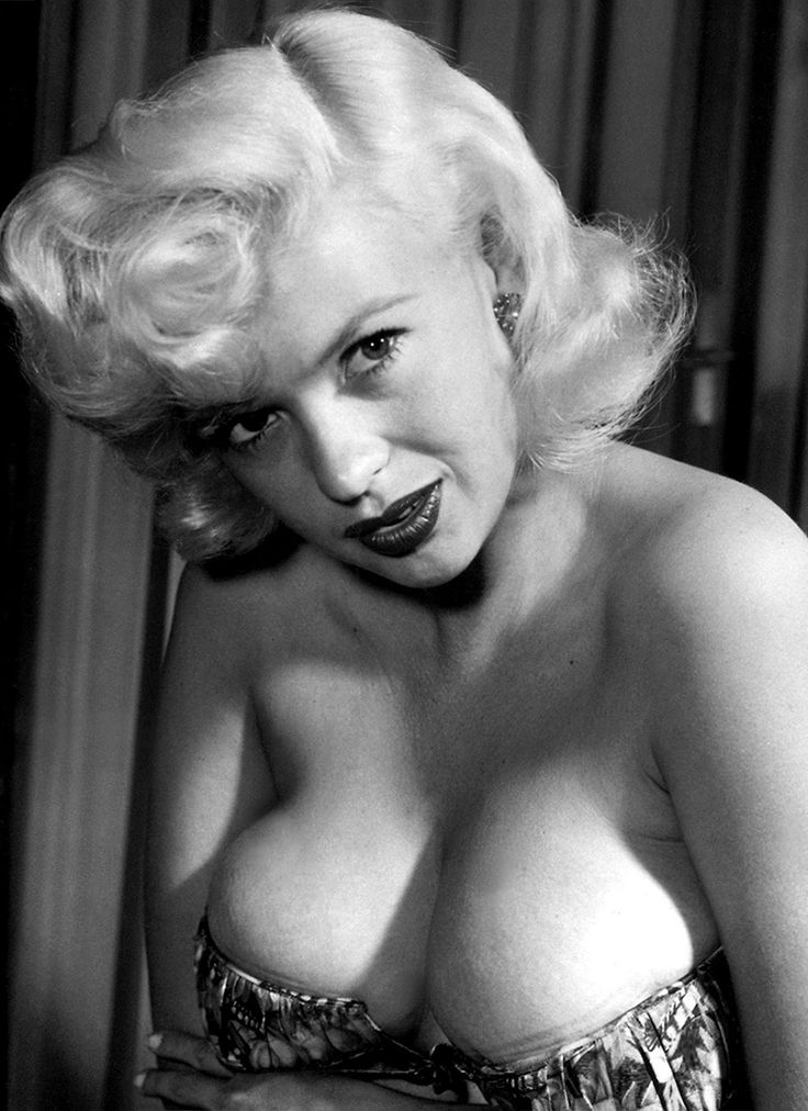 from Justus naked images of jane mansfield