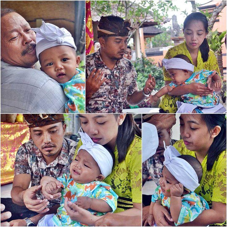 Bali Otonan Ceremonie