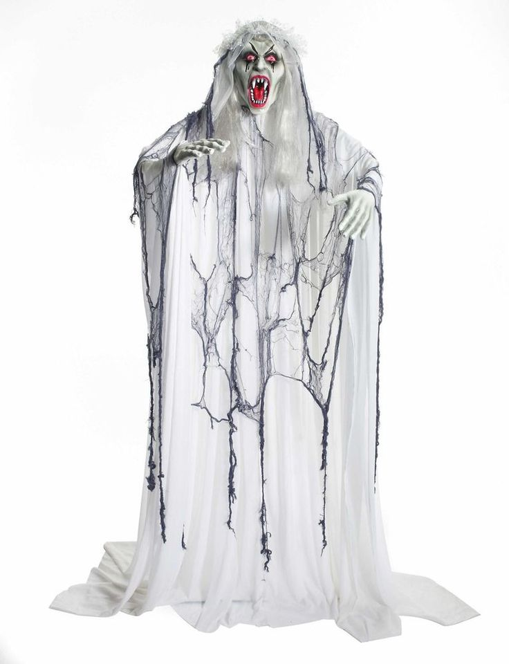 6 hanging vampire bride halloween life prop decoration wedding decoration bride - Vampire Halloween Decorations